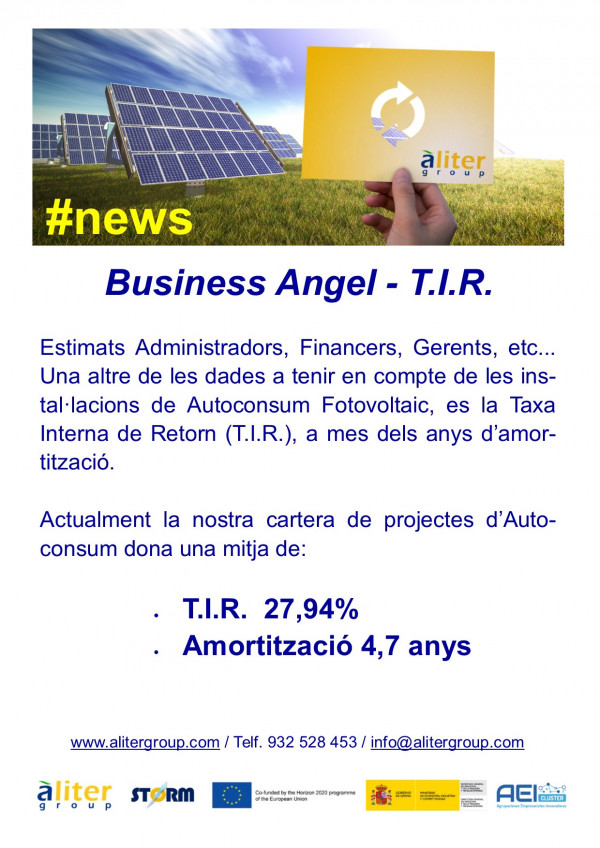Business Angel - I.R.R.