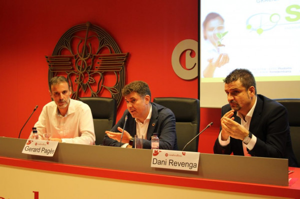 The Chamber of Commerce of Reus finds the good time of photovoltaic consumption